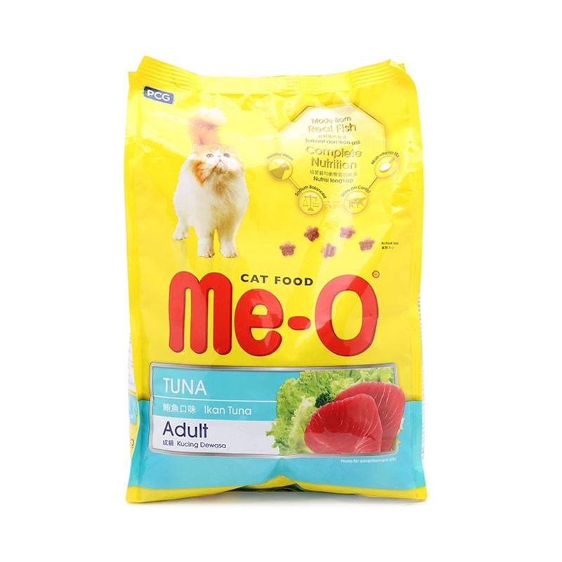 Combo 10 gói thức ăn cho mèo trưởng thành Me-o Adult 350g vị hải sản