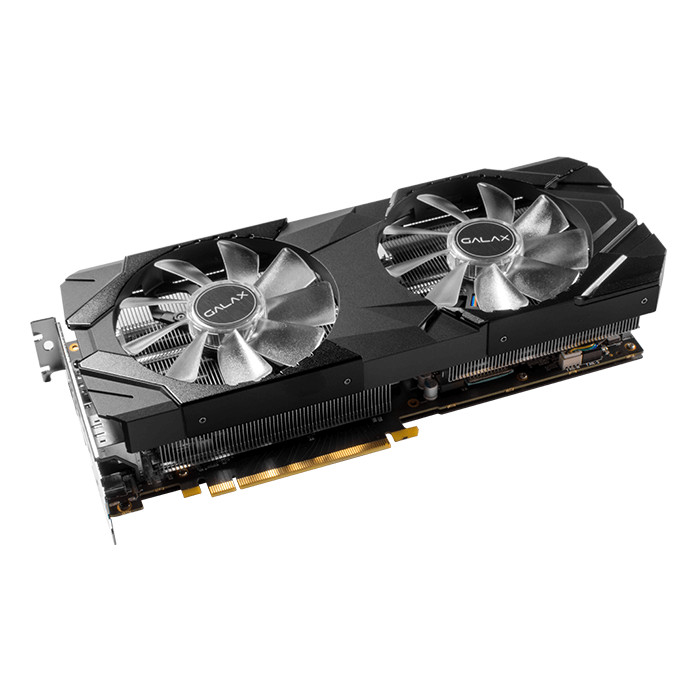 Card Màn Hình GALAX RTX 2070 SUPER EX (1 Click OC) 8GB GDDR6 BLACK - Hàng chính hãng