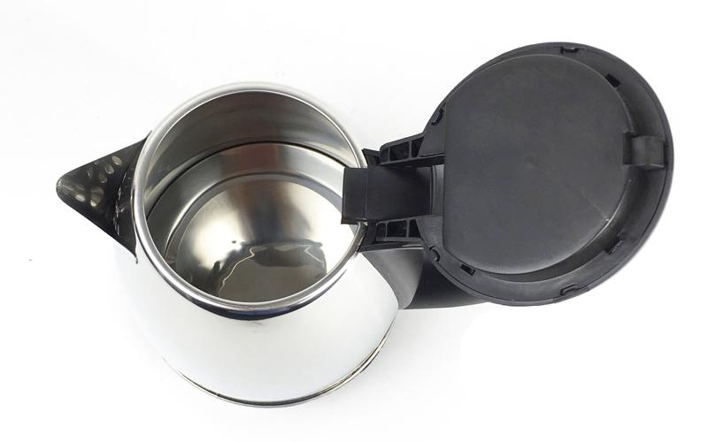 Ấm Siêu Tốc 1.8L MATIKA Inox Cao Cấp Công Suất 1500W Tiết Kiệm Điện-Hàng Chính Hãng