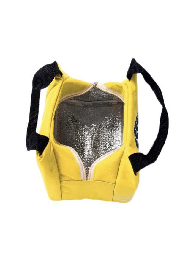 Túi đựng hộp cơm giữ nhiệt TNTT0006- màu vàng