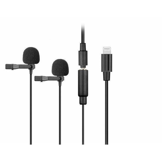 Micro thu âm cài áo BY-M2D