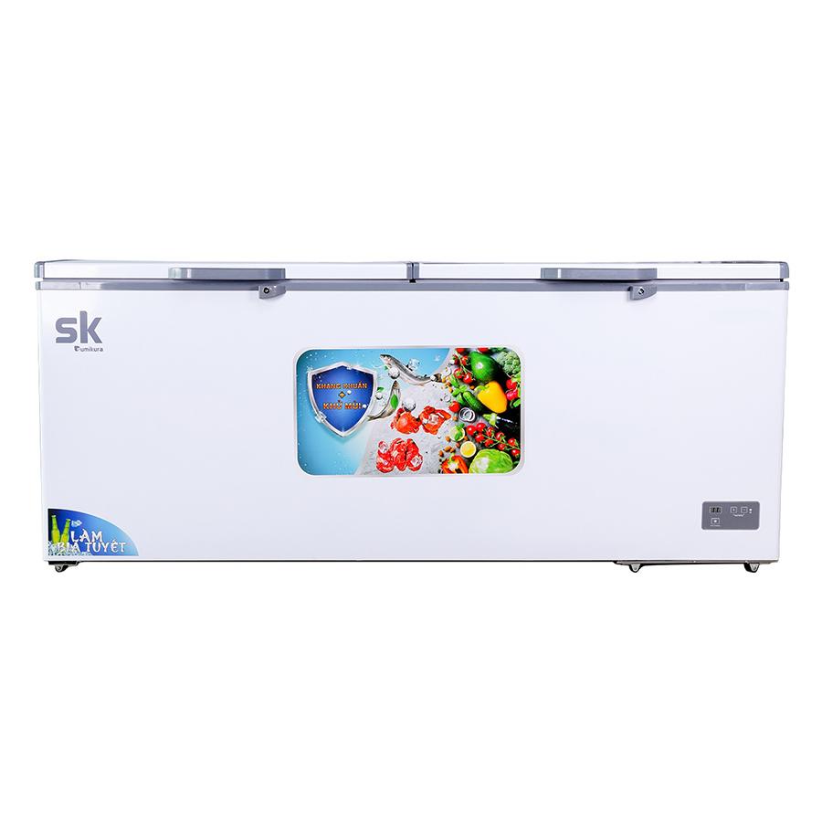 Tủ Đông 1 Ngăn Sumikura SKF-650S (650L) - Hàng chính hãng