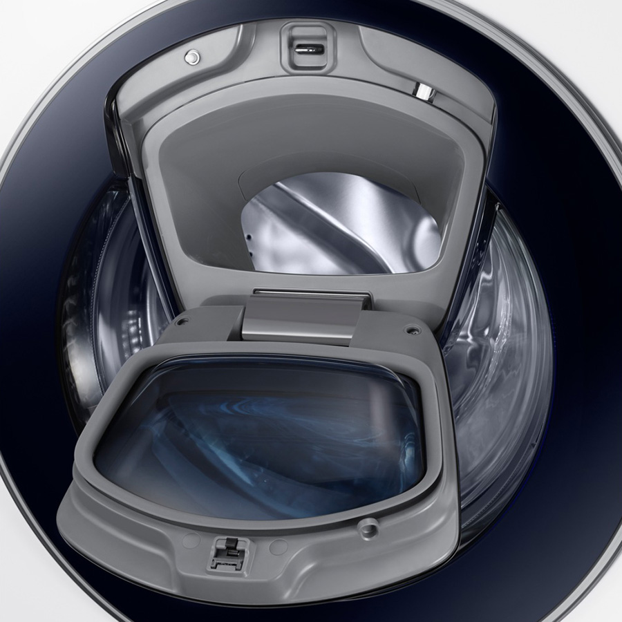 Hình ảnh Máy Giặt Cửa Trước Samsung Inverter Addwash WW85K54E0 (8.5kg) - Hàng Chính Hãng