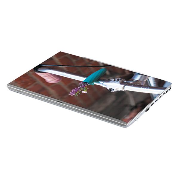 Mẫu Dán Decal Hoa Văn Trang Trí Laptop LTHV-222