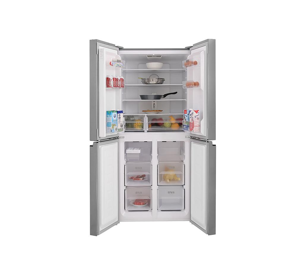 Tủ lạnh Sharp Inverter 401 lít SJ-FXP480V-SL Mới 2020 - Hàng chính hãng (chỉ giao HCM)