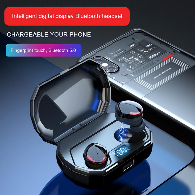 Tai Nghe Bluetooth 5.0 TWS-R10