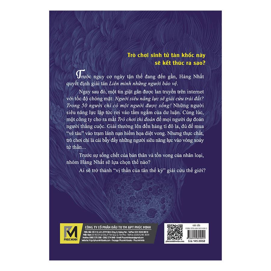 Trò Chơi Cấm Tập 5 - Giải Cứu