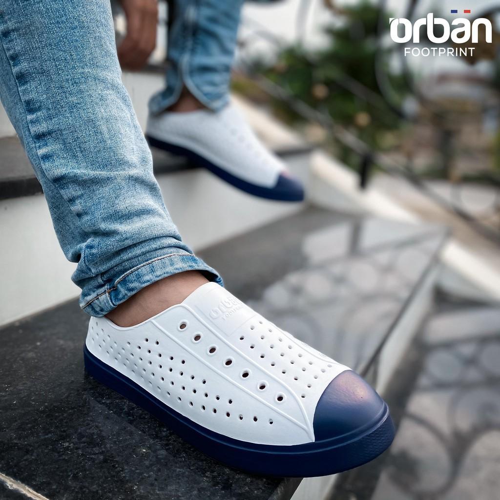 Giày lỗ Urban EVA fylon D2001 Pha màu hot trend
