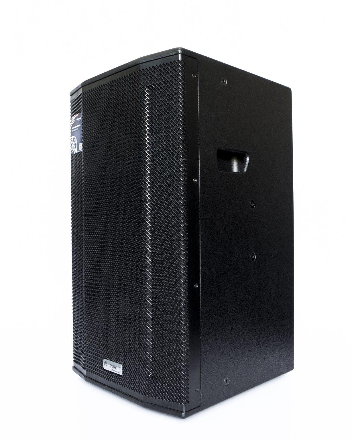 Loa Full dBacoustic DK12 - Hàng Chính Hãng (BASS 30CM + Công suất 350W) - Loa Karaoke chuyên nghiệp
