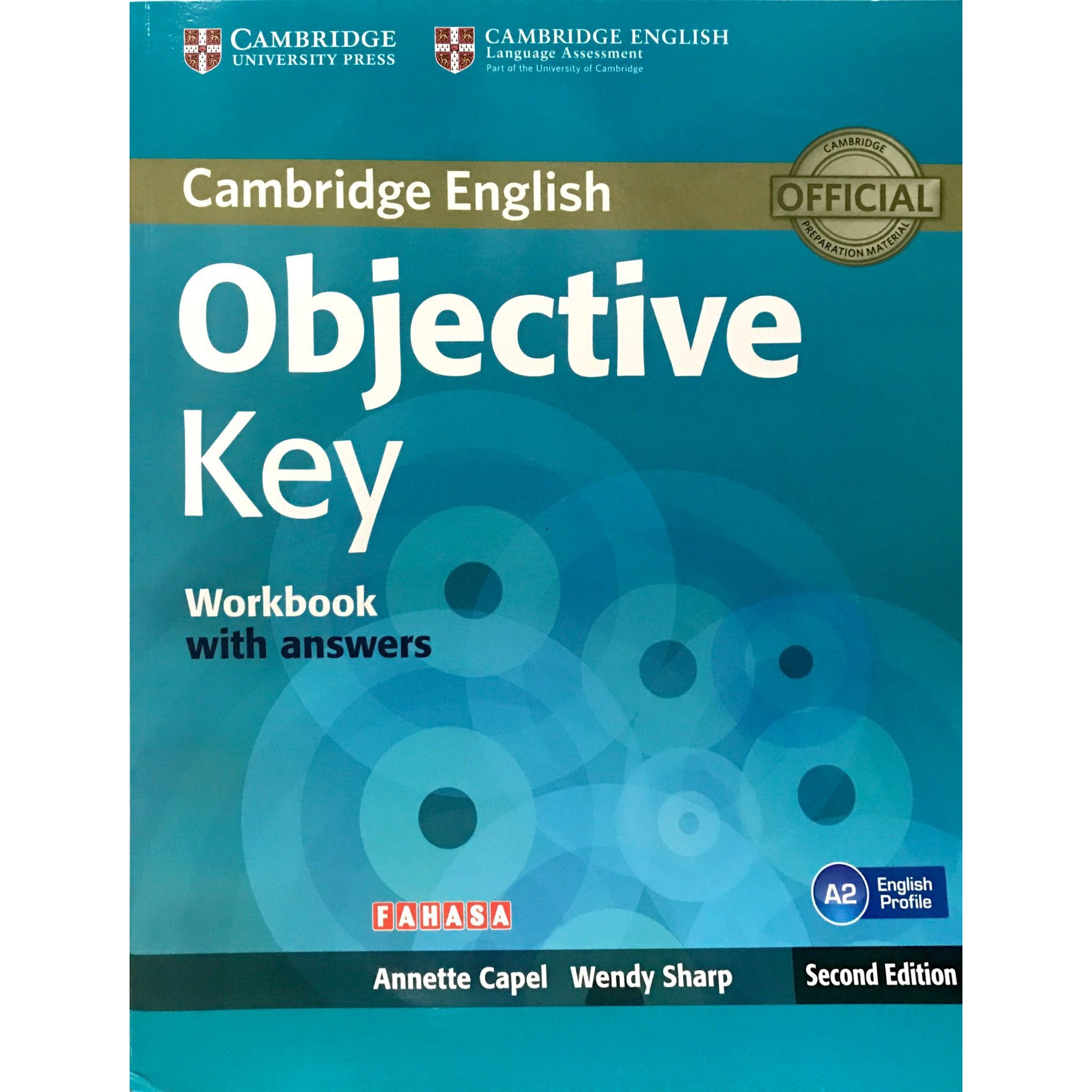 Objective Key Workbook With Answers Vietnam Edition 2