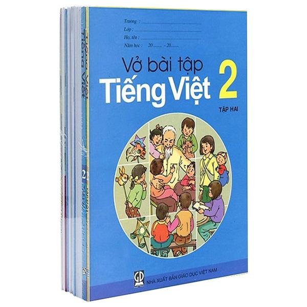 Sách Giáo Khoa Bộ Lớp 2 (Bộ 13 Cuốn) (2020)