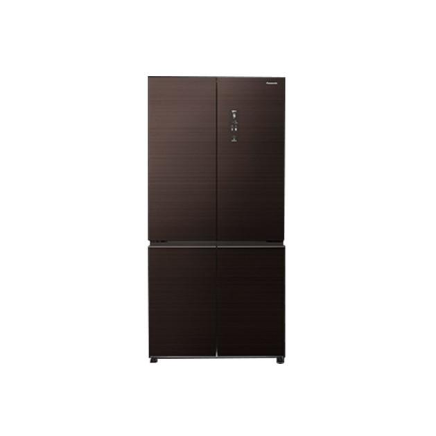 Tủ lạnh 4 cửa Panasonic Cross French 628L W631VC-T2 -Hàng chính hãng (chỉ giao HCM)