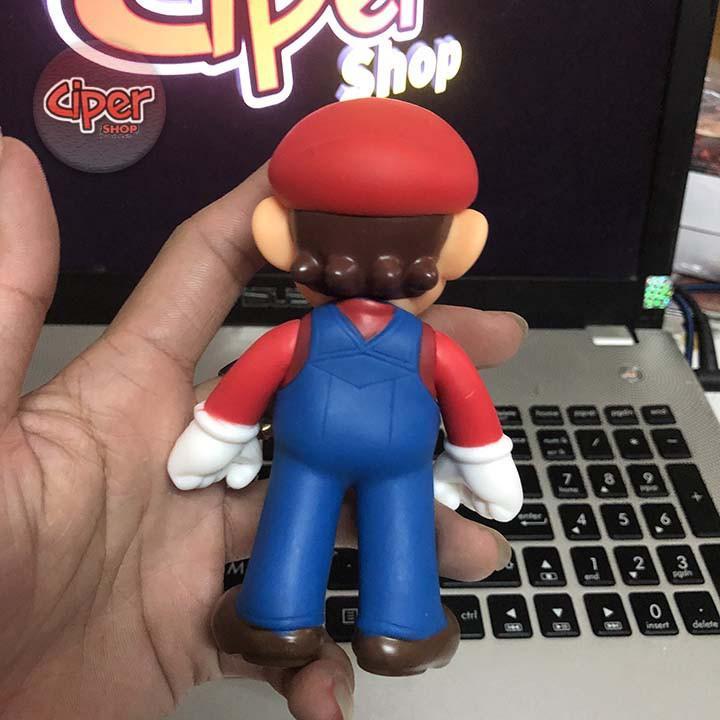 Mô hình Mario 12cm - Mô hình Mario