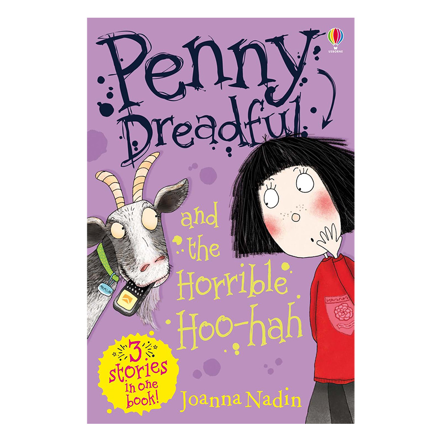 Usborne Young Fiction: Penny Dreadful And The Horrible Hoo-hah