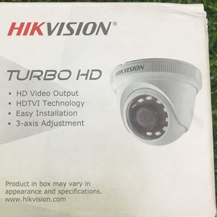 Camera dome Hikvision DS-2CE56D0T-IR 2MP hồng ngoại 20m hàng chính hãng Nhà An Toàn pp