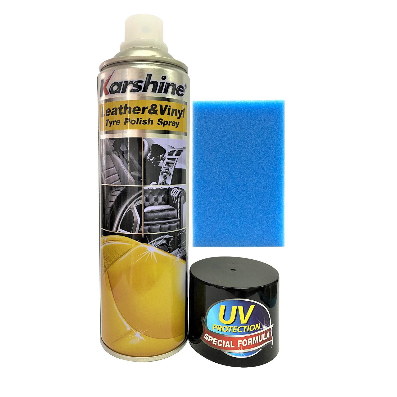 Chai xịt chăm sóc và bảo dưỡng nội thất ô tô Karshine 500ml