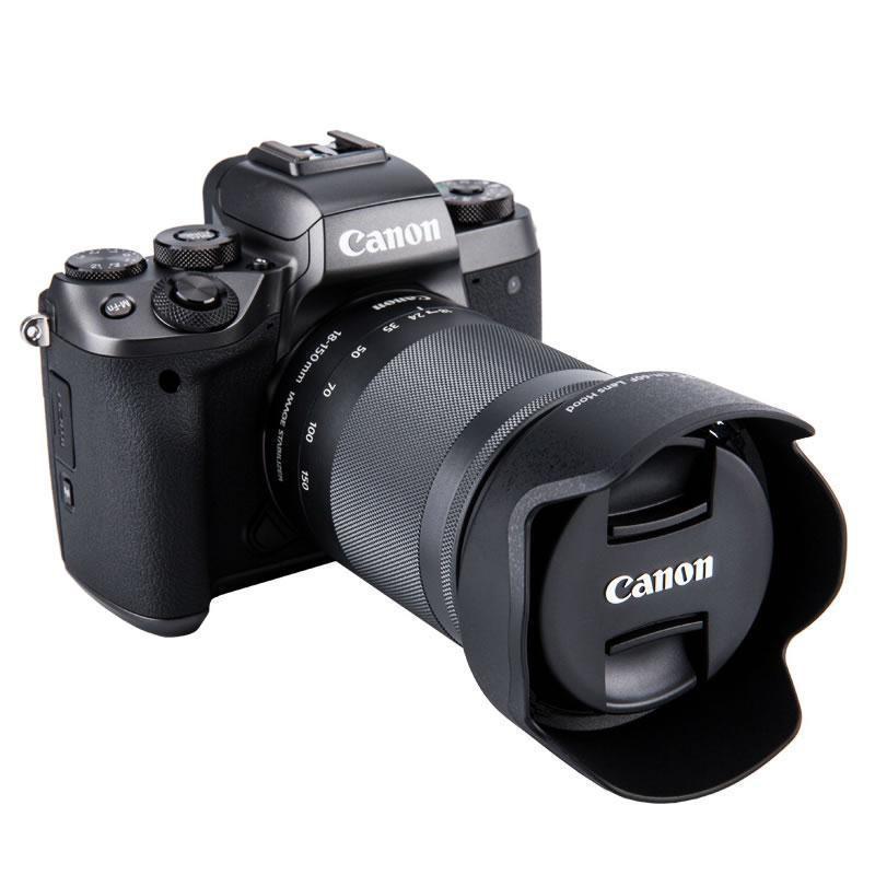 Hood EW-60F dành cho ống kính Canon EF-M 18-150mm