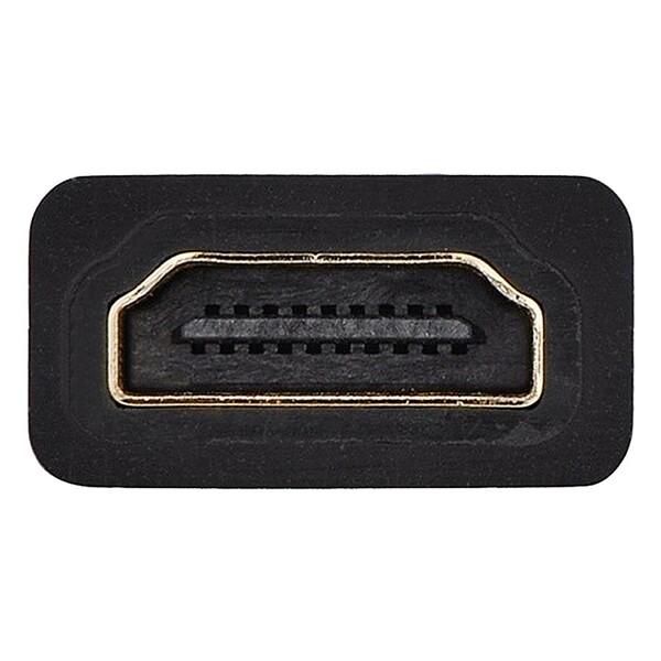 Đầu chuyển MINI HDMI (đực) to HDMI (cái) adapter Ugreen 20101 - Hàng Chính Hãng