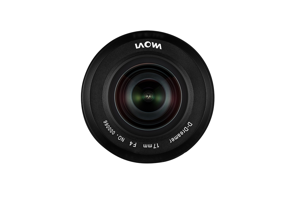 ỐNG KÍNH Laowa 17mm f/4 Ultra-Wide GFX Zero-D ( HÀNG CHÍNH HÃNG )