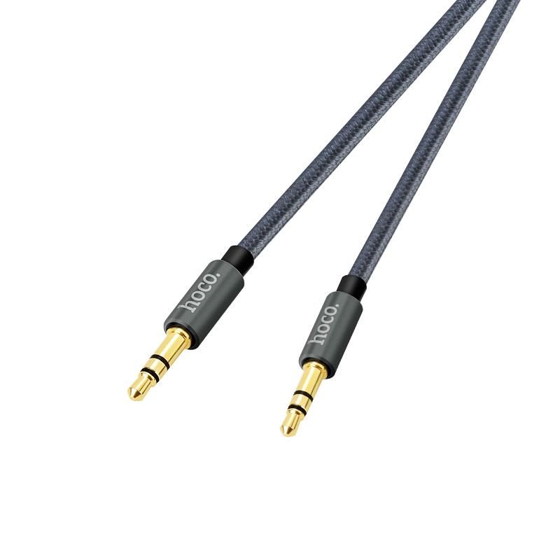 Cáp âm thanh 2 đầu 3.5mm Hoco UPA03 - Hàng chính hãng