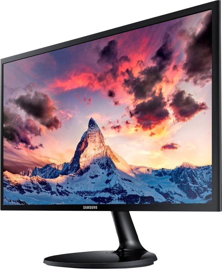 Màn Hình Samsung LS24F354FHEXXV 24inch FullHD 5ms 60Hz FreeSync PLS - Hàng Chính Hãng