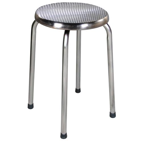 Bộ 10 ghế inox cao 50 cm
