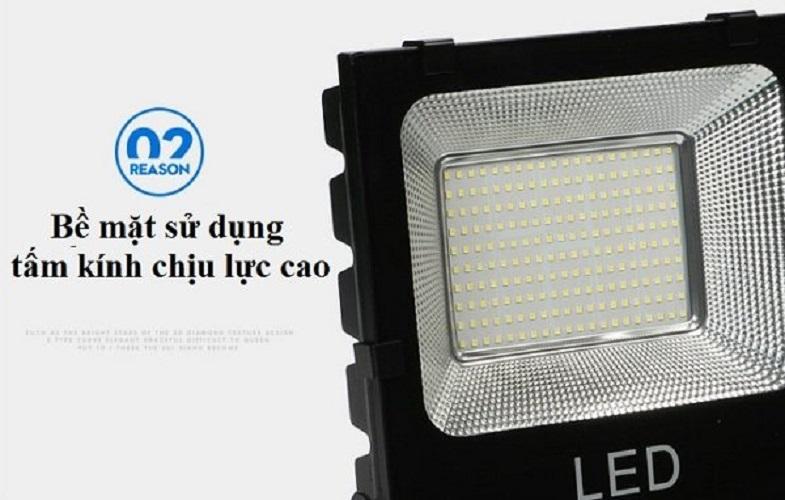 Bộ 3 đèn Led pha chíp dán 50W