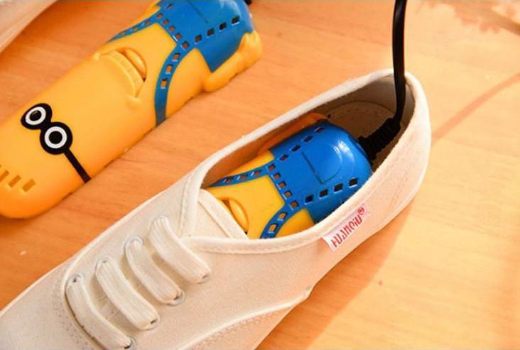 Máy sấy giày khử mùi-Vô cùng tiền Lợi