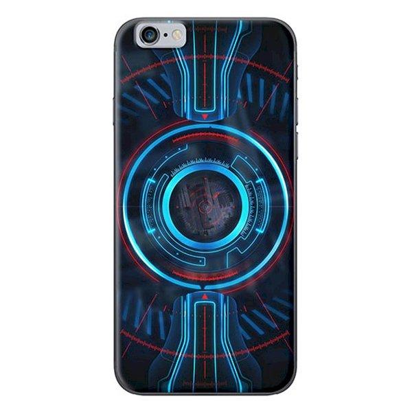 Ốp Lưng Dành Cho iPhone 6 Plus  6S Plus - Mẫu Vòng Tròn Xanh