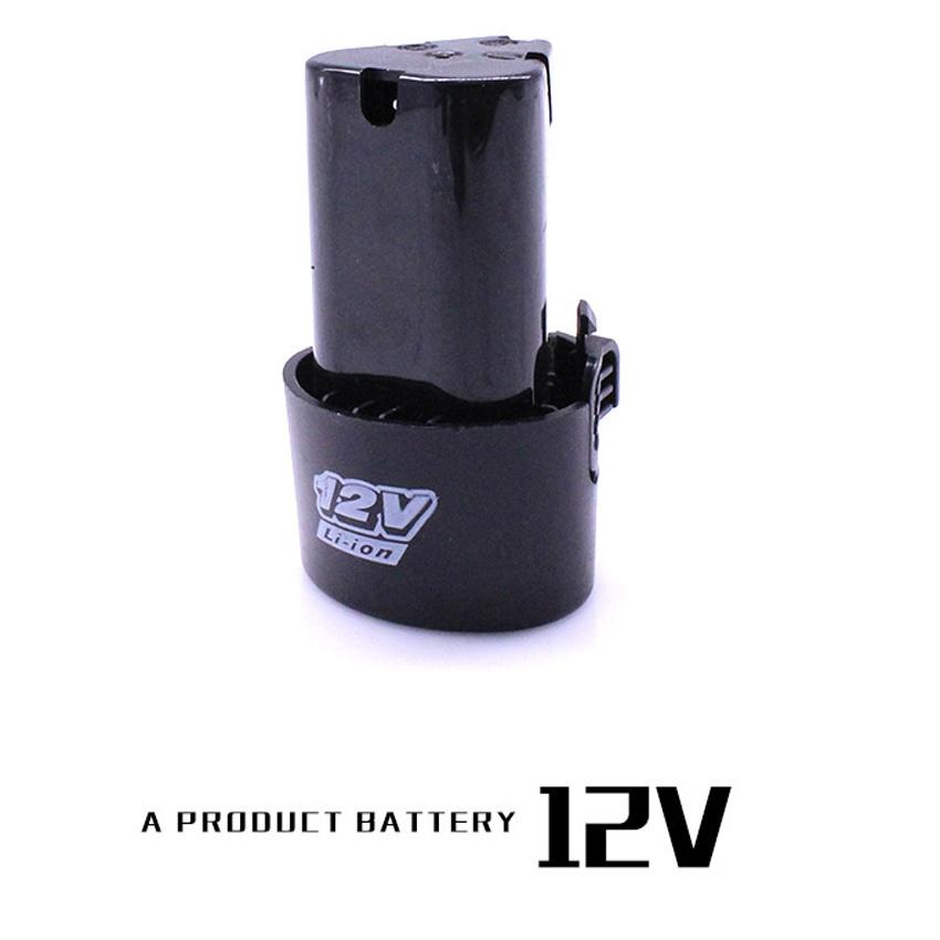 Pin Máy Khoan Cầm Tay 12 V Li-Ion 1500mAh