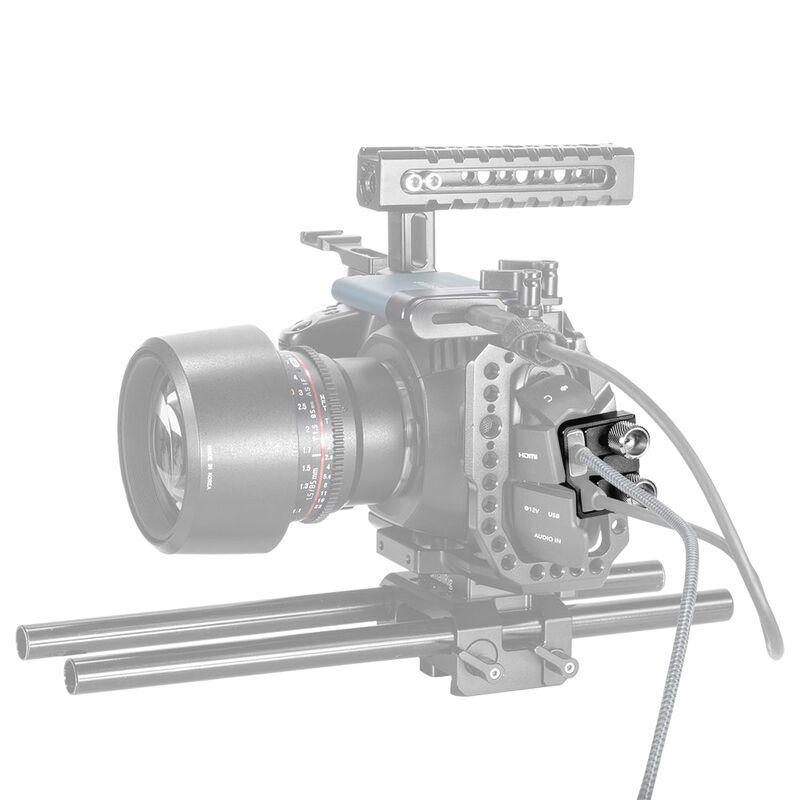 Phụ Kiện Quay SmallRig HDMI & USB-C Cable Clamp for BMPCC 4K & 6K 2246B - Nhập Khẩu