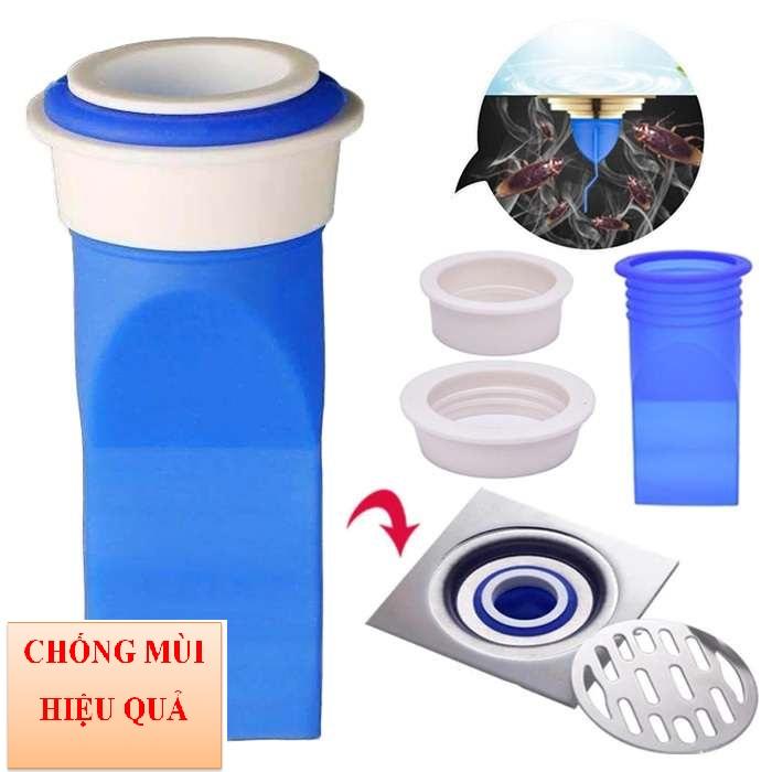COMBO 2 bộ Bịt nắp cống silicon chống mùi thoát sàn, ngăn trào ngược nhà  tắm,ngăn côn trùng xâm nhập bằng Silicone - Thoát sàn Thương hiệu OEM |  SieuThiChoLon.com