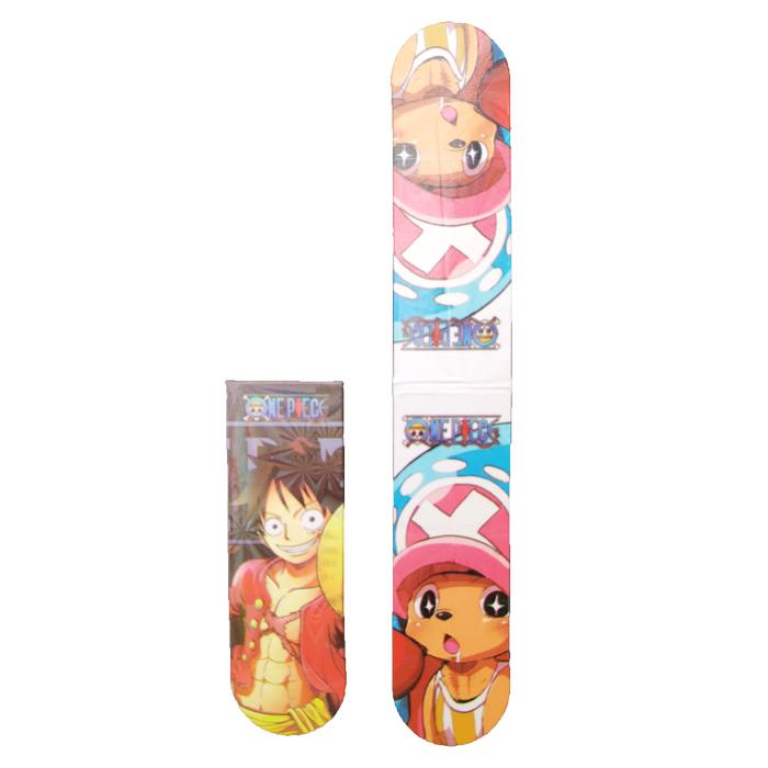 Bookmark Nam Châm Magnet ( Đánh Dấu Sách ) Đảo Hải Tặc - One Piece Anime