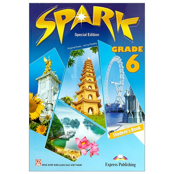 Spark Special Edition Grade 6 - Student's Book (Kèm 2 Đĩa CD)