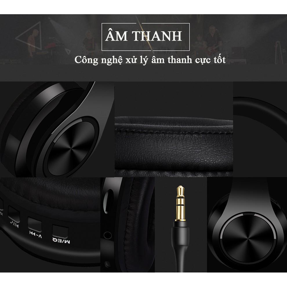 Tai nghe chụp tai HZ-B7 nhỏ gọn siêu tiệ lợi
