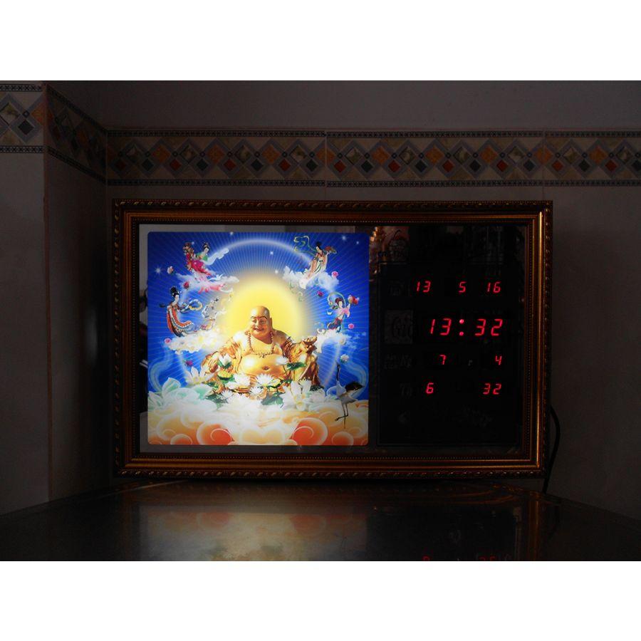 Đồng hồ lịch vạn niên Cát Tường 55638