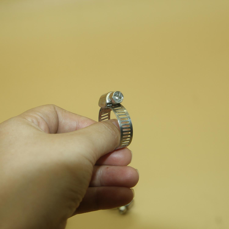 Combo 5  Đai xiết Inox (kích thước tùy chọn)