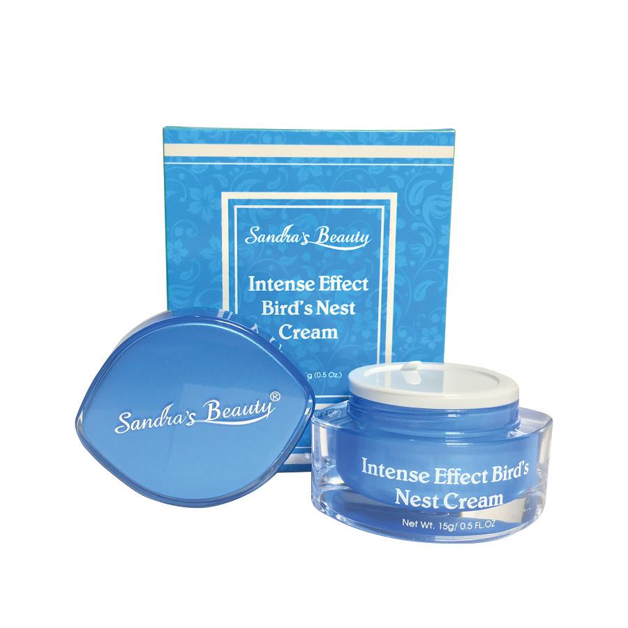 Kem Làm Đẹp Tức Thì - Tổ Hoàng Yến & Sữa Ong Chúa Sandra's Beauty Intense Effect Bird's Nest Cream