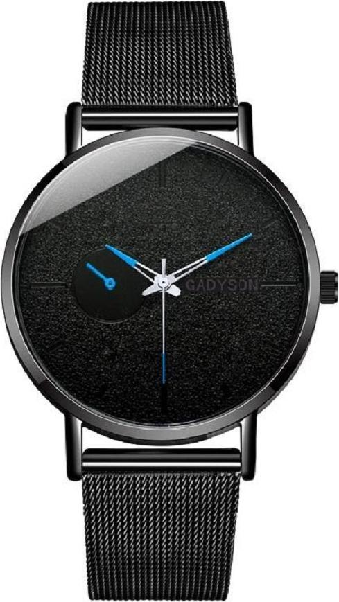Đồng hồ nam GADYSON dây thép lưới kim phối màu cao cấp ZRKZ01 mẫu HOT năm nay