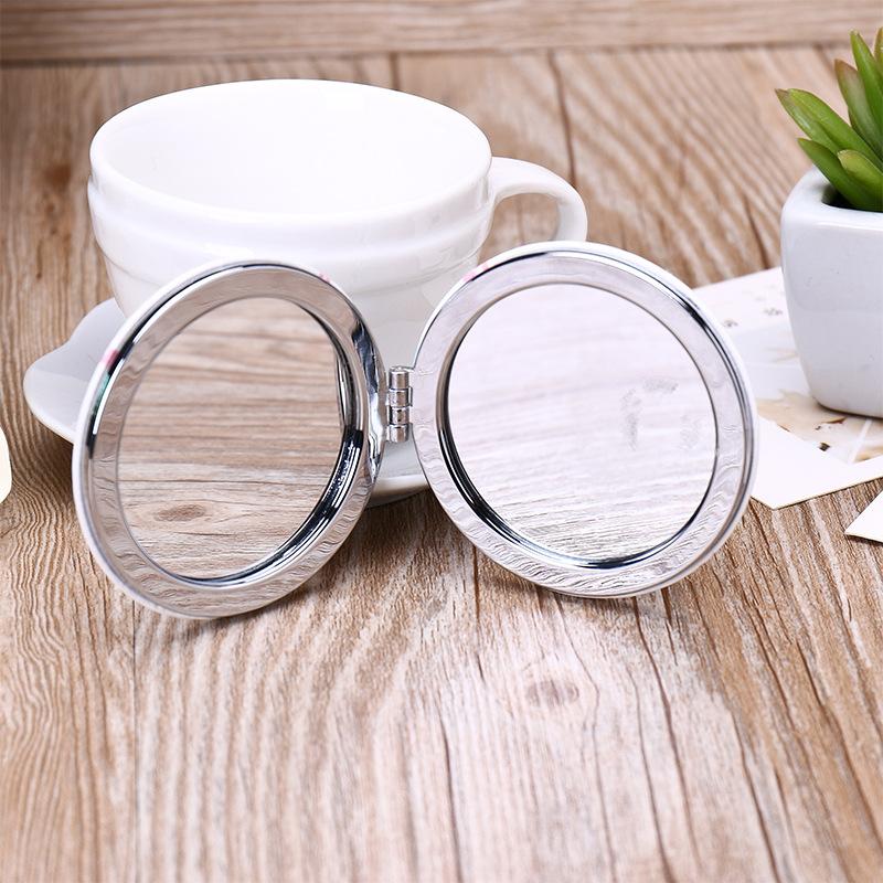 Combo bộ 2 gương mini bỏ túi dạng tròn_G01
