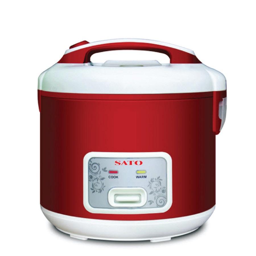 NỒI CƠM ĐIỆN SATO S30-30F 3.0L - Hàng Chính Hãng