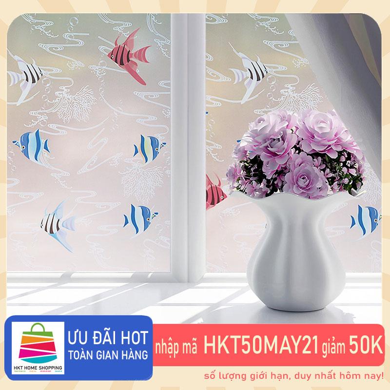 Giấy dán kính - decal dán cửa kính khổ 60*500 cm HPGLASS-0030