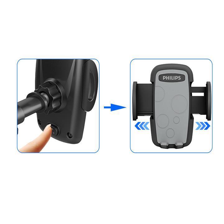 Giá đỡ điện thoại cao cấp Philips DLK35002 - hàng nhập khẩu