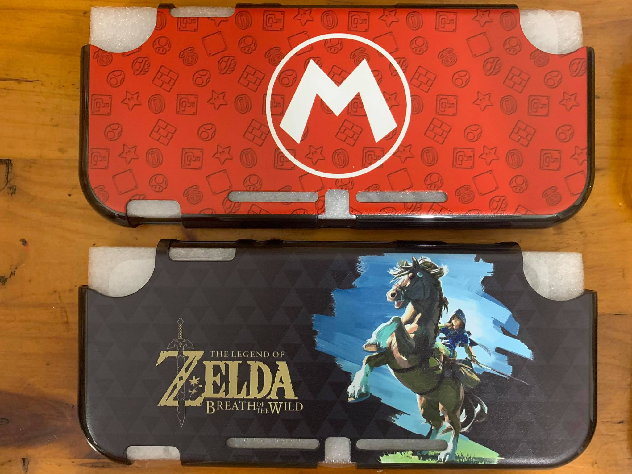 case ốp nhựa in hình dành cho Nintendo Switch Lite giao hình ngẫu nhiên