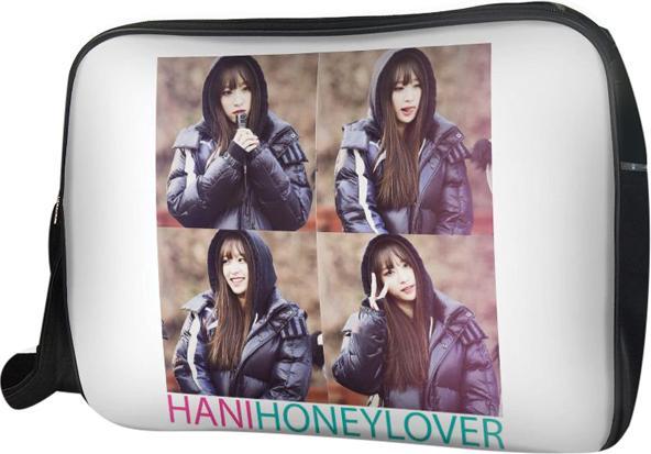 Túi Đeo Chéo Hộp Unisex Exid Hani Honeylover - TCKP440 34 x 9 x 25 cm