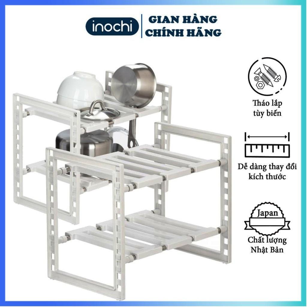 Kệ bếp đa năng,kệ thông minh bếp Tokyo INOCHI tiện lợi dành cho nhà bếp nhà tắm nhà bếp KE008