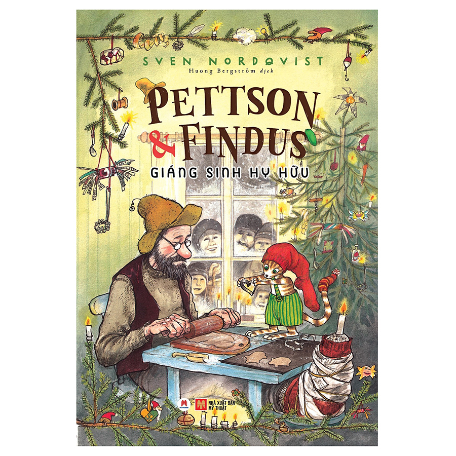 Combo 3 Cuốn Pettson & Findus