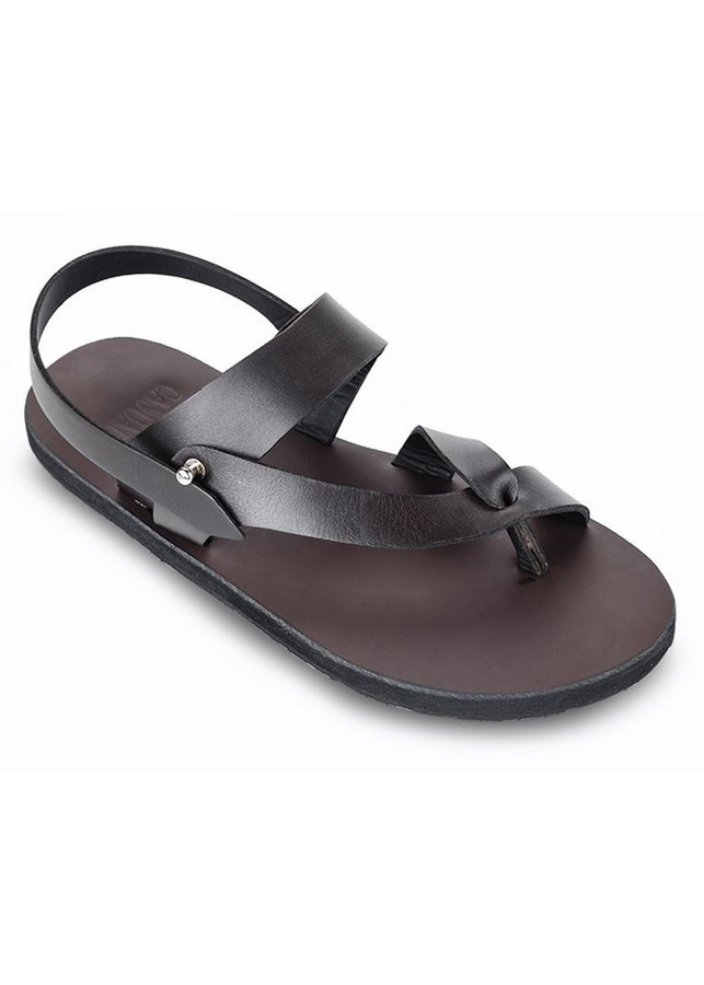 Giày Sandal Nam Casual - Nâu