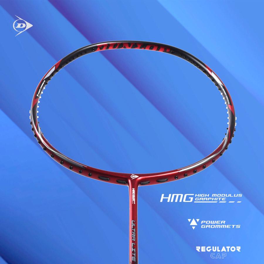 Vợt cầu lông Dunlop Ultra lite 75 G6 - Vợt công