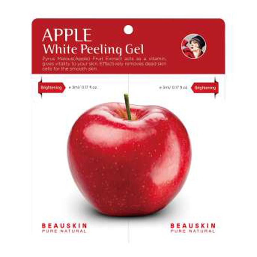 Tẩy da chết Beauskin Apple White Peeling Mini Size